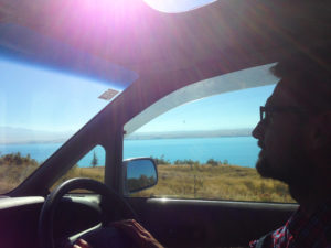 Mount Cook Road