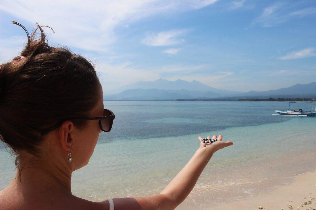 5naramky z Bali
