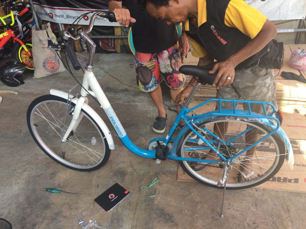 kolo na Bali