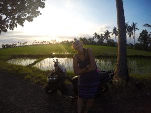 Bali pole