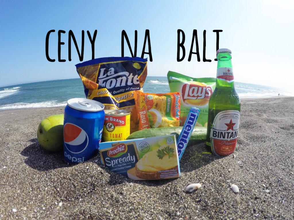 Ceny na Bali